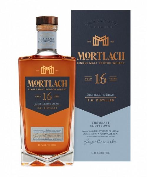 """Mortlach 16 Jahre """"Distillers Dram"""""""