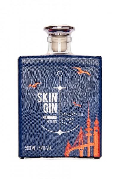 """Skin Gin Hamburg """"Blaue Edition"""""""