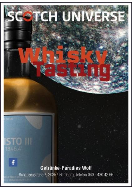 Scotch Universe Whisky-Tasting*
