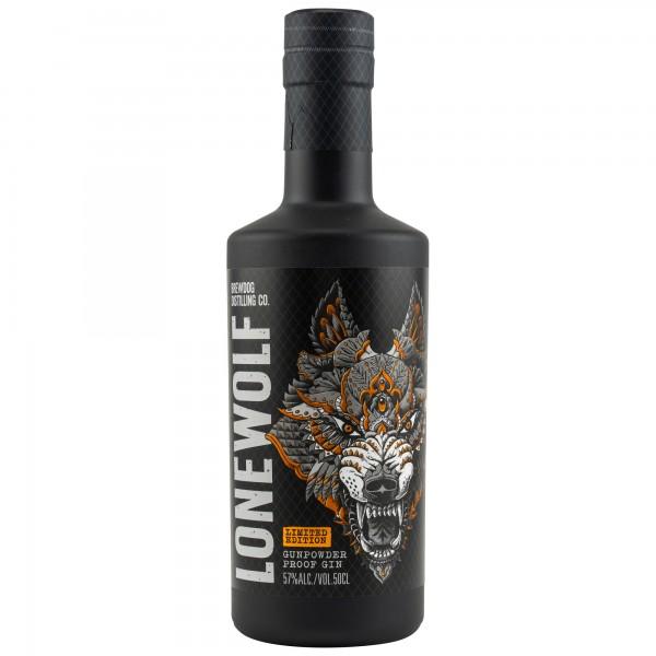 BrewDog LoneWolf Gunpowder Gin