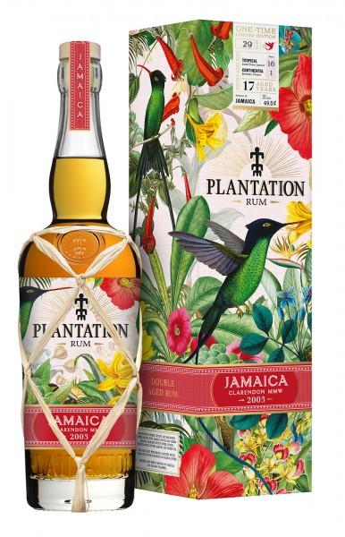 Plantation Rum Jamaica 2003 One Time ltd. Edition