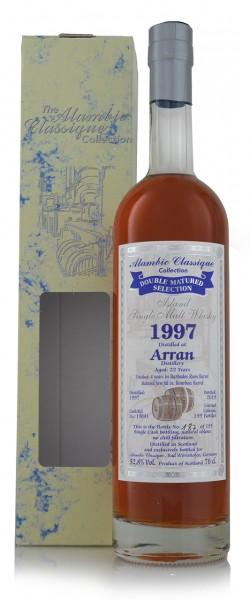 Arran 1997 Single Malt Whisky Alambic Collection