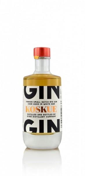 Kyrö Koskue Cask Aged Rye Gin Miniatur