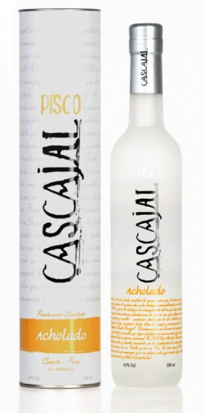 Pisco Cascajal Acholado