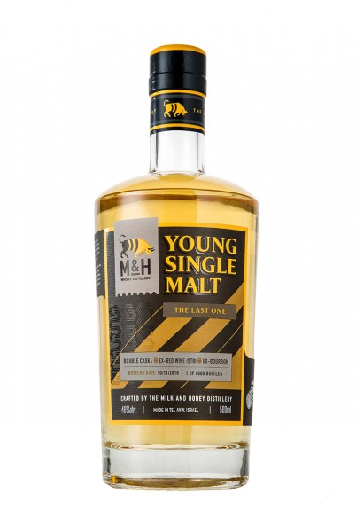 M&H Young Single Malt The Last One