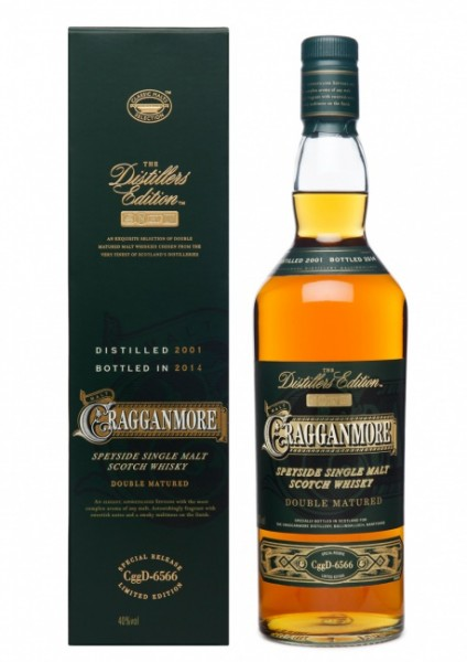 Cragganmore Distillers Edition 2004/2016