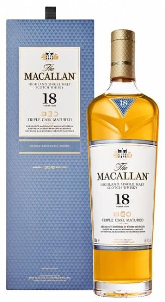 The Macallan Triple Cask 18 Jahre