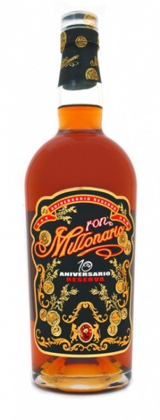 Ron Millonario 10 Aniversario Reserva