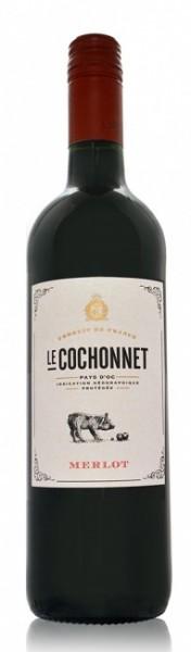 Le Cochonnet - Merlot