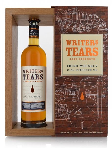 Writers Tears Irish Whisky Cask Strength Edition 2018