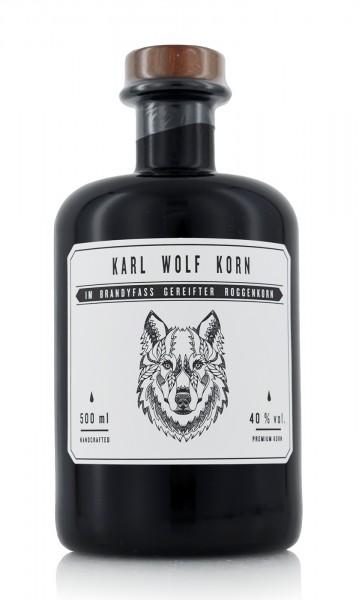 "Ehringhausen Korn Brandyfass Sonderedition ""Karl Wolf"""
