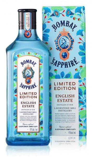 "Bombay Sapphire ""London Estate"" London Dry Gin LE"