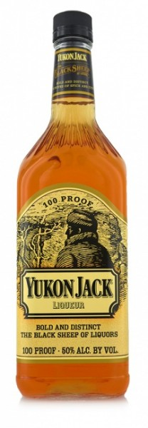 Yukon Jack Liqueur