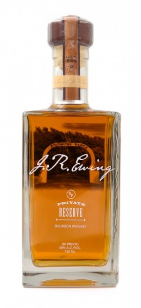 J.R. Ewing 4 Years Old Private Reserve Bourbon