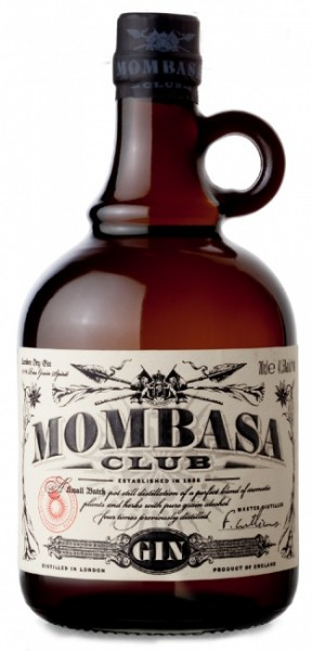 Mombasa Club - London Dry Gin