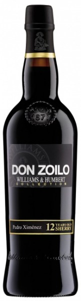 "Williams & Humbert ""Don Zoilo"" Pedro Ximenez 12 Jahre"