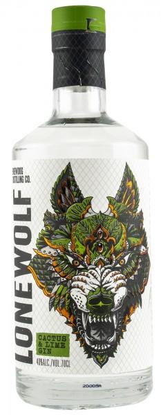 BrewDog LoneWolf Cactus & Lime Gin