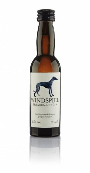 Windspiel Dry Gin Miniatur