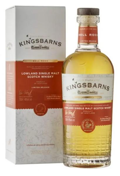 Kingsbarns Single Malt Whisky Bell Rock Limited Edition