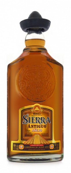 Sierra Tequila Antiguo Añejo