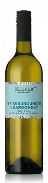 Kiefer Weissburgunder-Chardonnay QbA Trocken