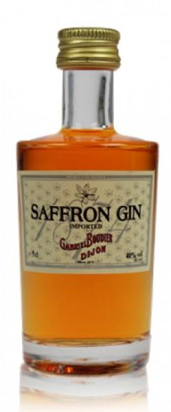 Boudier Saffron Gin Miniatur