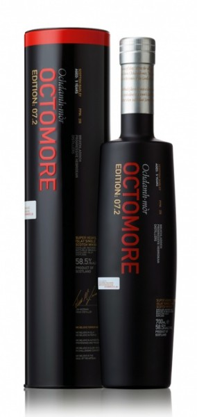 Bruichladdich Octomore Edition 7.2 Scottish Barley