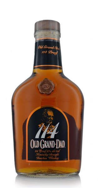 Old Grand Dad 114 Kentucky Straight Bourbon