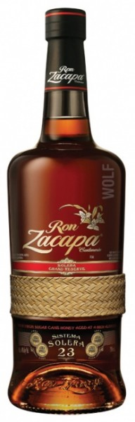 Ron Zacapa 23 Solera Gran Reserva