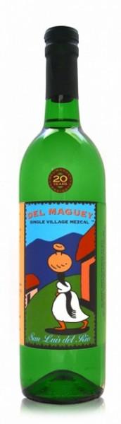 Del Maguey Single Village Mezcal San Luis del Rio