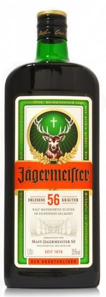 Jägermeister Kräuterlikör Magnumflasche