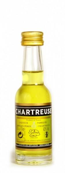 Chartreuse gelb Miniatur