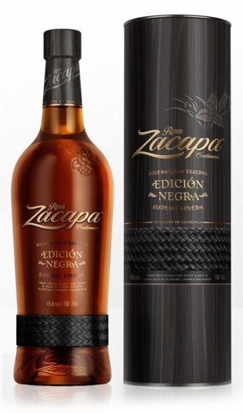 Ron Zacapa Edición Negra