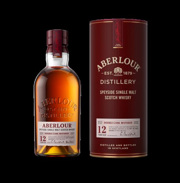 Aberlour Single Malt Whisky 12 Jahre Double Cask