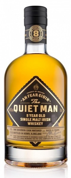 Quiet Man Single Malt Irish Whiskey 8 Jahre