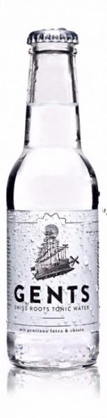 Gents Swiss Roots Tonic Water Einzelflasche