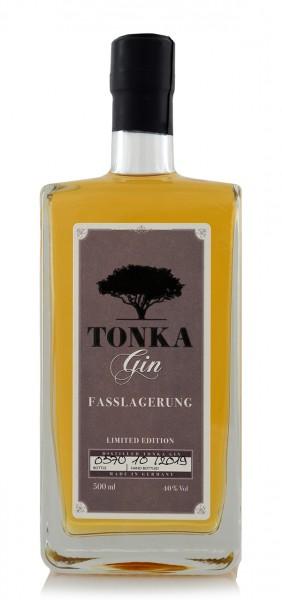 Tonka Gin Fasslagerung Edition 2019