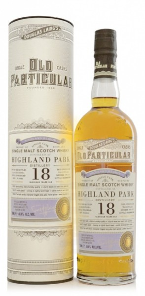 "Highland Park 18 Jahre Douglas Laing ""Old Particular"""