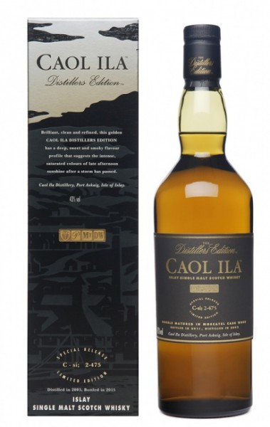 "Caol Ila ""Distillers Edition"" 2008/2020"