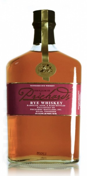 Prichard's Rye Whiskey