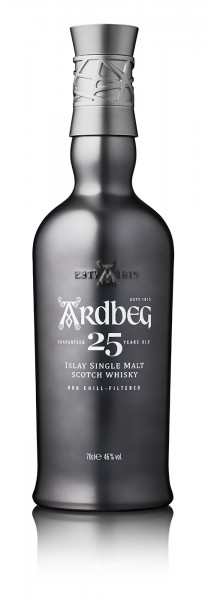 Ardbeg Whisky 25 Years old
