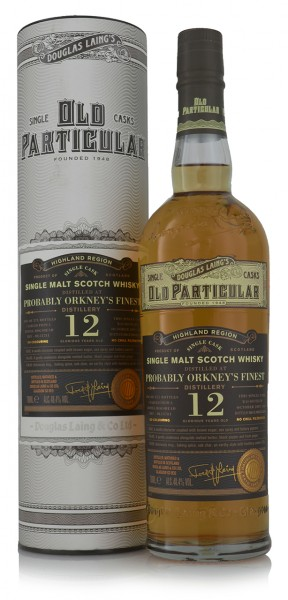 Orkney's Finest 12 Jahre Douglas Laing Old Particular