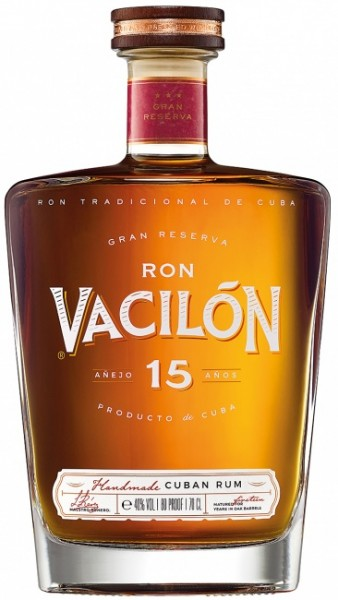 Ron Vacilon Anejo 15 Jahre