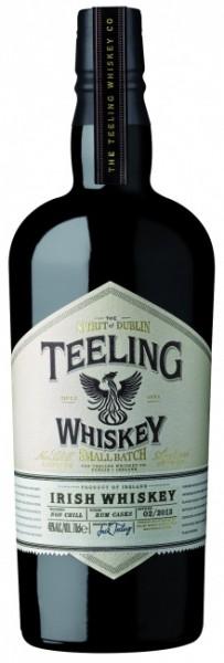 Teeling Small Batch Irish Whisky Finished Rum Cask