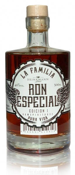 La Familia Ron Especial