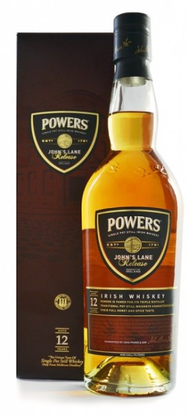 "Power's Gold Label 12 Jahre ""John's Lane Release"""