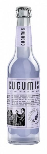 Cucumis Lavendel - Einzelflasche