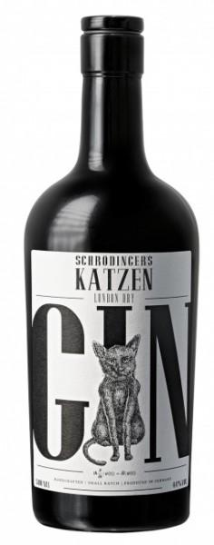 Schrödinger's Katzen London Dry Gin