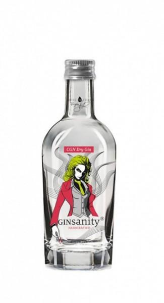 Ginsanity Dry Gin Miniatur
