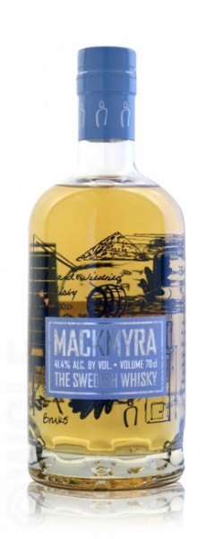 Mackmyra - The Swedish Whisky - Brukswhisky